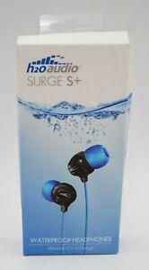 NEW   H2O Audio - Surge S+ Swimming Waterproof Headphones
