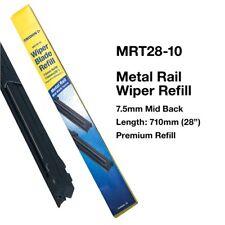 Tridon Mrt28 10 - Wiper Refill Twin Metal Rail - Mid Back (Tapered) 10 Pack.