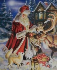 Jigsaw Puzzle Seasonal Christmas A Joyous Feast 1000 pieces NEW