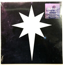 """David Bowie - No Plan EP 12"""" LP -180 Gram with Etching and Download 2017 SEALED"""