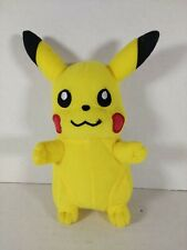"""Pikachu 6"""" Plush - Pokemon - Official Licensed - Toy Factory 2009"""