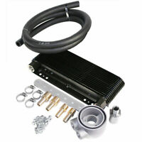 Empi 9299 Mesa Tru Cool 24 Plate Oil Cooler Kit With Sandwich Adapter