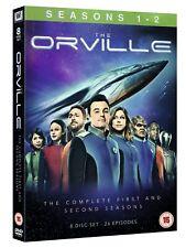 The Orville: Seasons 1-2 (Box Set) [DVD]