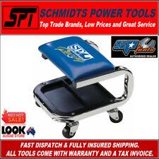 SP TOOLS SPR-50 MECHANICS WORKSHOP CREEPER SEAT ROLLING SHOP SEAT 180KG CAPACITY