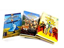 The Sound Of Music Richie Rich and The Wizard Of OZ VHS Children Movies