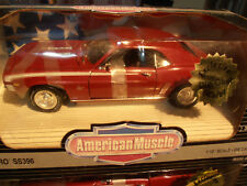 ERTL American Muscle 1969 Chevy Camaro SS 396