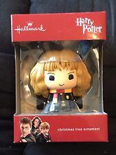 Hallmark Harry Potter Hermione Granger Boxed Christmas Ornament NEW LAST ONE
