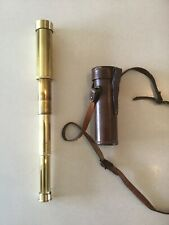 Vintage Tasco 25x30 4Ag Telescope With Hard Case