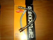 Lockheed Brake Hydraulic Rear Hose Fiat 850 900 Uno Punto Barchetta Citivan etc