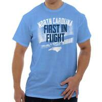 North Carolina First In Flight NC Southern Pride Souvenir T Shirt Tee