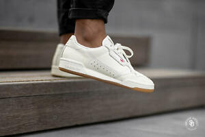 Adidas Continental 80 Off White / Cream BD7975 Mens Leather Sneakers NEW Yeezy