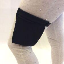 Garter Belt Hidden Pocket Flask Holder Black Dress Bachelorette Party Gift Club