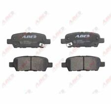 ABE Brake Pad Set, disc brake C21042ABE