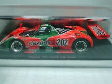 WOW EXTREMELY RARE Mazda 787 Rotary #202 24h Le Mans 1990 1:43 Spark-Minichamps