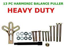 13PC HARMONIC BALANCE CRANKSHAFT GEAR PULLEY PULLER FLYWHEEL BALANCER