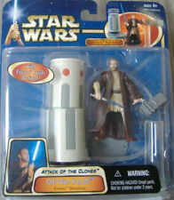 Obi-Wan Kenobi Star Wars II: Attack of the Clones Action Figures