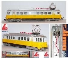 LIMA VINTAGE 320322 LITTORINA RBe 4/4 SBB-CFF REPAINTED YELLOW POSTE BOX SCALA-N