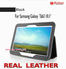 Executive Real Leather Case for Samsung Galaxy Tab 3 10,1 (p5200/p5210) Red