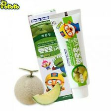 *Denta Smile KIDS* PORORO Toothpaste for kids (Melon) 90g
