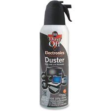 Falcon Gas Duster Compressed 7oz. Black/White DPSM