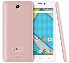 Plum Unlocked Smart Cell Phone 4G GSM Android ATT Tmobile MetroPCS  Z515Rose