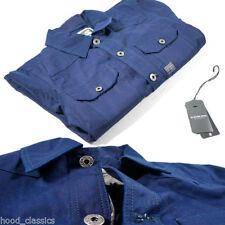 Waist Length Button Cotton G-Star Coats & Jackets for Men