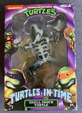 NECA Teenage Mutant Ninja Turtles Shell Shock Turtle Loot Crate Turtles in Time