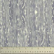 1YD WOOD GRAIN Grey Gray True Colors Joel Dewberry WOODGRAIN Wood Tree Bark