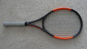 Wilson Burn 100LS tennis racket Spin Effect