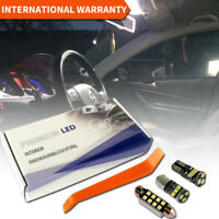 VW Golf 5 6 Premium LED Interior Kit SMD Bulbs White Error Free GT GTI 1K 5K