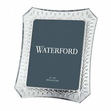 Waterford Crystal Lismore 8 x 10 Picture Frame