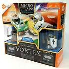 Hexbug Micro Titans Vortex Samurai vs. Knight R/C Robot + Arena NEW