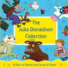 NEW 🌟 Julia Donaldson 10 CD Audio Book COLLECTION Childrens GRUFFALO  Set