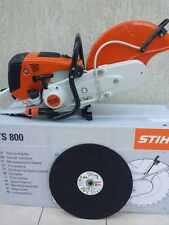 Stihl TS 800 Trennschleifer  mit 400mm Trennscheibe 700 420