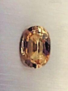 NATURAL STUNNING 2.50 CT  Padparadscha Sapphire Orange