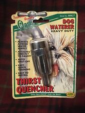 Oasis Faucet Water Thirst Quencher Drinker For Dogs, Exotics Pigs, & Other Pets