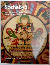 More details for jucker collection himalayan painting rare sotheby's catalogue nepal  2006 tibet