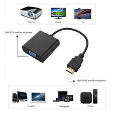 Generic HDMI to VGA Converter Adapter NO Audio Output For Xiaomi MI Huawei Box