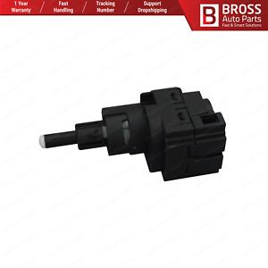 Bross BDP613 Brake Light Pedal Switch Black 6Q0945511 for VW Audi Skoda Seat