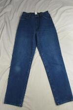 Wrangler 12MWZG Womens Denim Jeans Dark Tag 7/8x32 Measure 27x31 Cowboy
