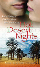 """AS NEW"" Allen, Louise, Lawrence, Kim, Monroe, Lucy, Hot Desert Nights: Mistress"