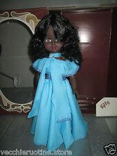 GABAR KITTY DI COLORE lady dame BAMBOLA doll poupee muneca vintage ANNI '80
