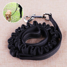 Elastic Pet Dog Walking Leads Stretch Bungee Rope Leash Training Belt Car Straps