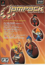 PlayStation Underground Jampack Summer 2002 (PlayStation 2) Codes, Star Wars +