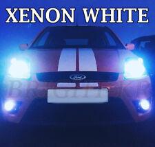 FORD FIESTA MK6 ZETEC ST BRIGHT XENON 6000K WHITE SMD LED Fog Light Bulbs