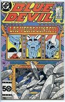 Blue Devil 1984 series # 22 very fine comic book