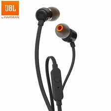 JBL T110 In-Ear Headphones Earphones - Black