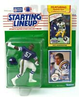 NEW 1990 Mike Merriweather Starting Lineup NFL Kenner Figure Minnesota Vikings F