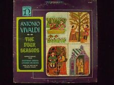 VIVALDI: THE FOUR SEASONS Reinhold Barchet, Violin, Friedrich Tilegant Conductor