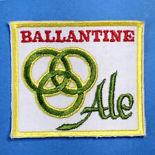 Ballantine Ale Patch Beer Patch Sew On Vintage patches New Old Stock NOS